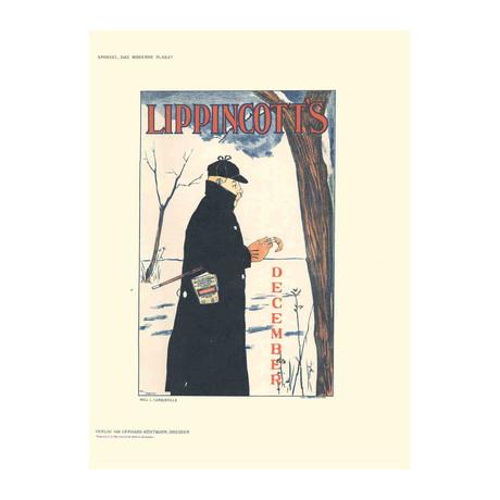 Will L. Carqueville // Lippincott's // 1897 Lithograph