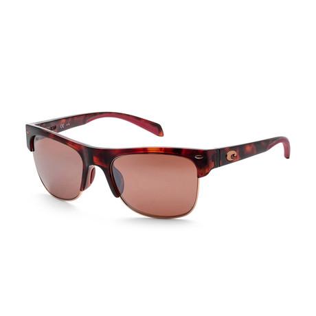 Unisex Pawley's Sunglasses // Tortoise + Copper Mirror