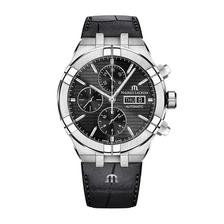 Maurice Lacroix Aikon Chronograph Automatic // AI6038-SS001-330-1 // Store Display