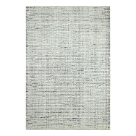 "Janis // Ivory + Gray (2'6"" x 8')"