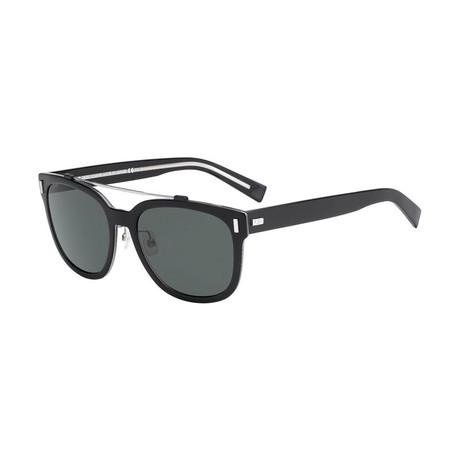 Men's Black Tie 2.0 Sunglasses // Black + Gray