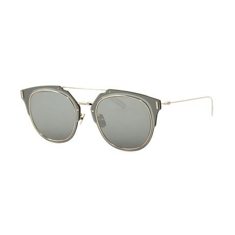 Men's Composit Sunglasses // Palladium + Gray
