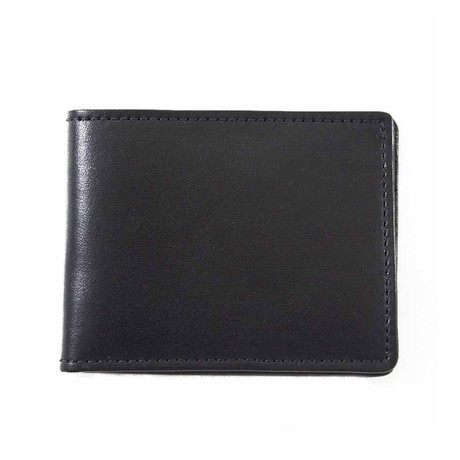 Ultra Slim Nappa Leather Bifold Wallet