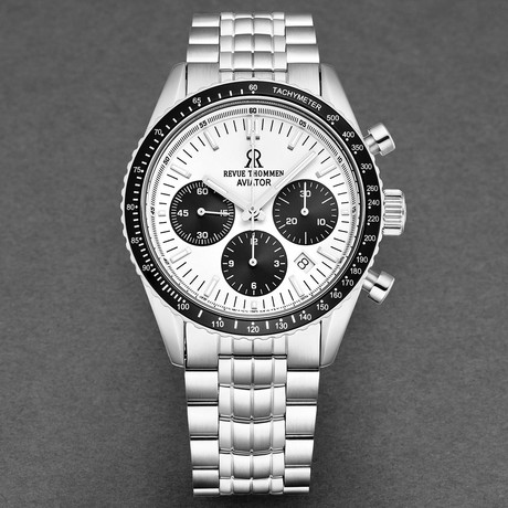 Revue Thommen Aviator Chronograph Automatic // 17000.6132