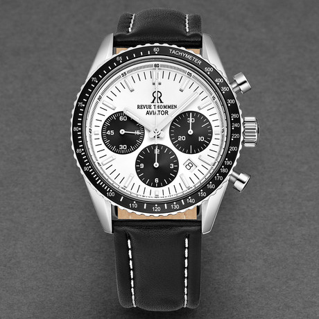 Revue Thommen Aviator Chronograph Automatic // 17000.6532