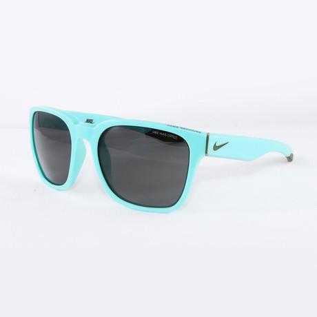 Unisex EV0874 Sport Sunglasses // Matte Bleached Turquoise