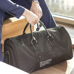 Coast to Coast Garment Duffel Bag (Black)