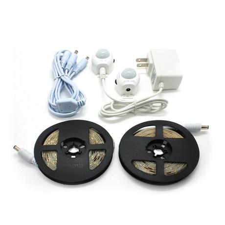 LED Strip Induction Lights // Dual Strip