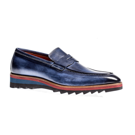 Amberes Sport Loafer // Deep Blue (Euro: 40)