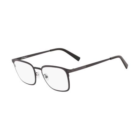 Men's SF2172-002 Optical Frames // Matte Black