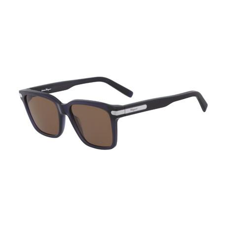 Men's SF917S-433 Sunglasses // Dark Blue