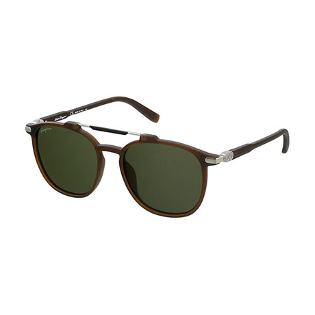 Men's SF893S-202 Sunglasses // Matte Brown