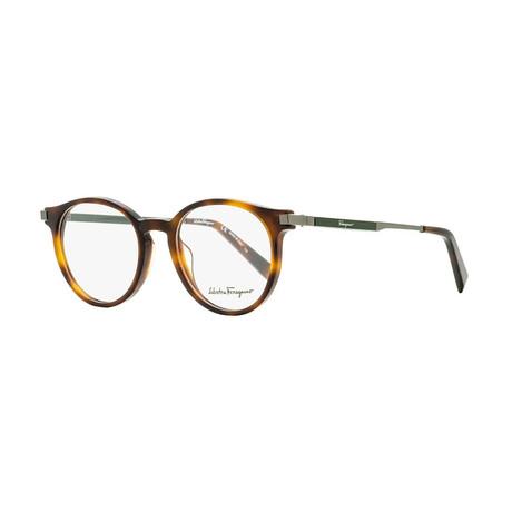 Men's SF2802-214 Optical Frames // Havana