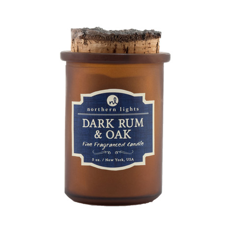 Dark Rum & Oak // 5oz Spirit