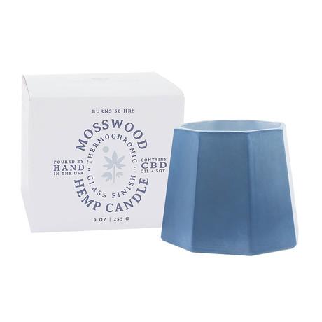 Mosswood // 9oz Chroma CBD Candle