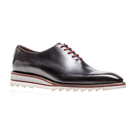 Crust Oxford // Anthracite (Euro: 40)