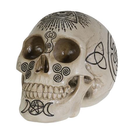 Witch Craft Skull