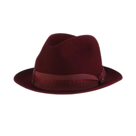 Deco Hat // Walnut (6.875)