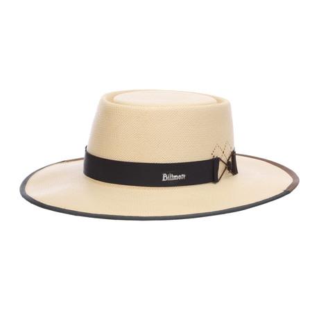 Dumonde Hat // Ivory (Small)