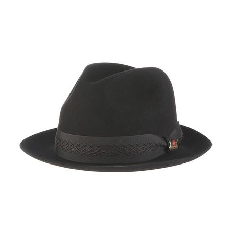 Deco Hat // Black (6.875)