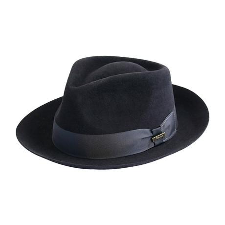 Majestic Hat // Black (Medium)