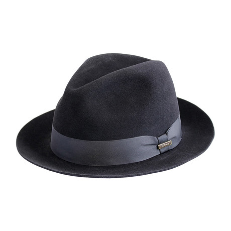 Belasco Hat // Black (Medium)