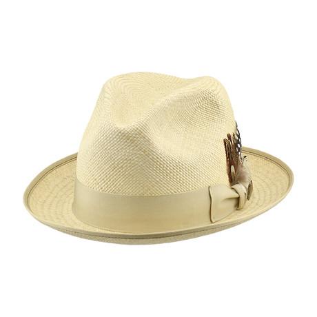 Venetian Hat // Natural (7.125)