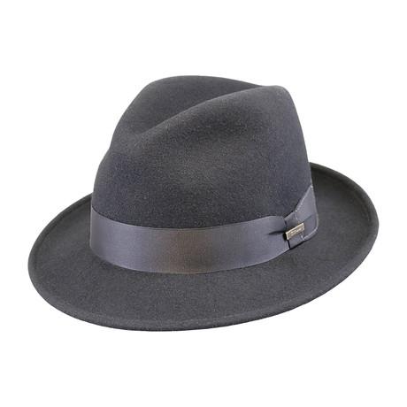 Broadway Hat // Black (Medium)
