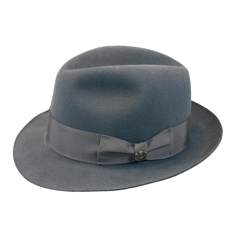 Beila Hat // Dark Steel (7.125)