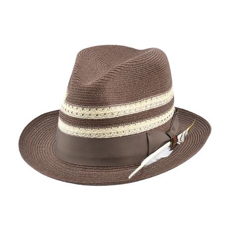 Highliner Hat // Brown (6.75)