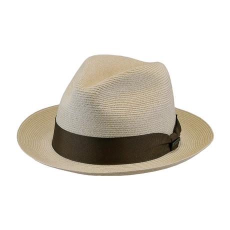 Baron Hat // Natural (Medium)
