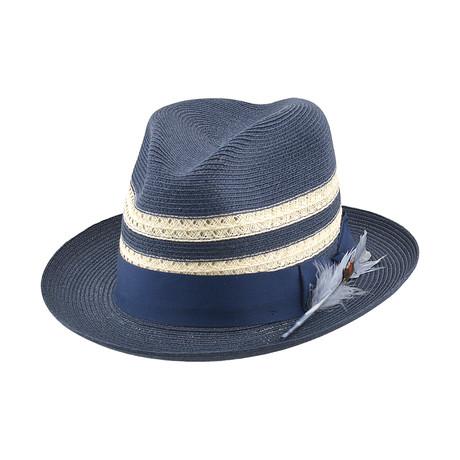 Highliner Hat // Navy (6.75)