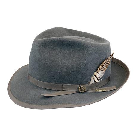 Viceroy Hat // Dark Steel (6.875)