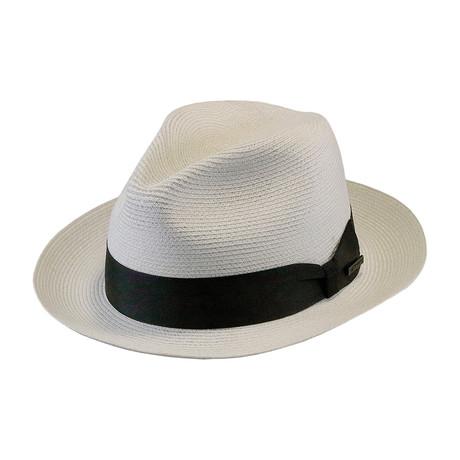 Baron Hat // White (Medium)