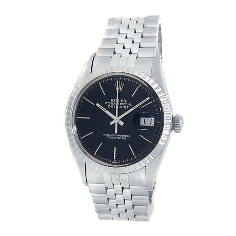 Rolex Datejust Automatic // 16030 // 7 Million Serial // Pre-Owned