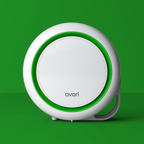 Avari 500 Electrostatic Air Purifier // Green