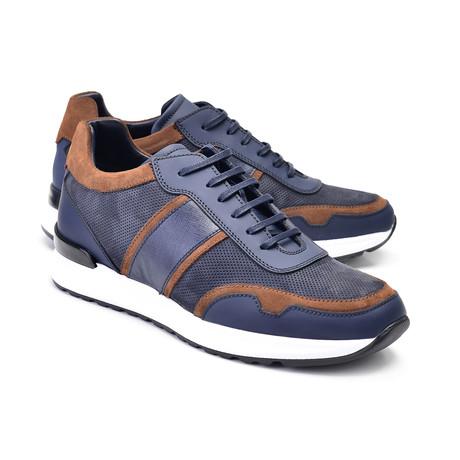 Fashion Sneaker // Navy (US: 7)
