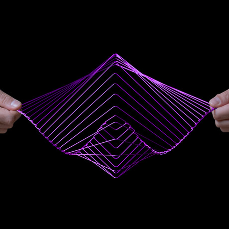 Square Wave // Limited Edition Amethyst