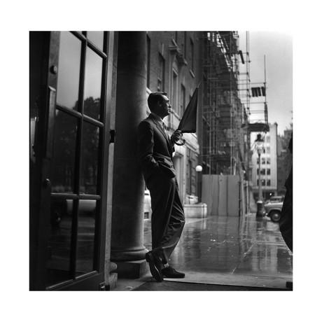 Cary In Rain