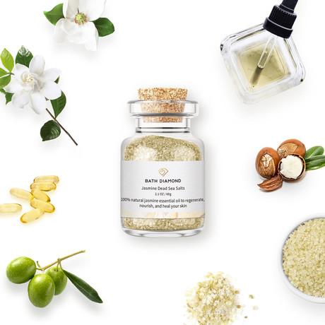 Jasmine 19 Bath Salts