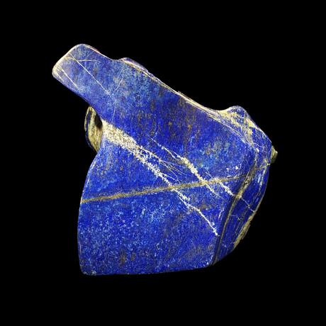 Polished Lapis Lazuli Freeform // Ver. 2
