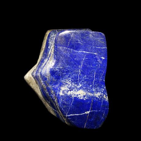 Polished Lapis Lazuli Freeform // Ver. 4