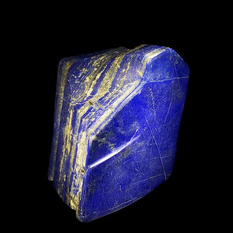 Polished Lapis Lazuli Freeform // Ver. 6