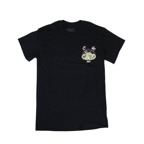 Takashi Murakami x Complexcon Eden Short-Sleeve T-Shirt // Black (S)