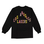 Takashi Murakami x Complexcon La Lakers Long-Sleeve T-Shirt // Black (S)