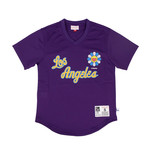 Takashi Murakami x Complexcon La Lakers Jersey Top // Purple (L)