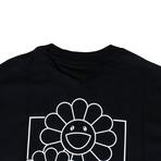 Takashi Murakami x Complexcon Cluster Short-Sleeve T-Shirt // Black (S)
