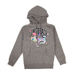 Takashi Murakami x Complexcon Long Beach Discord Sweatshirt // Gray (M)