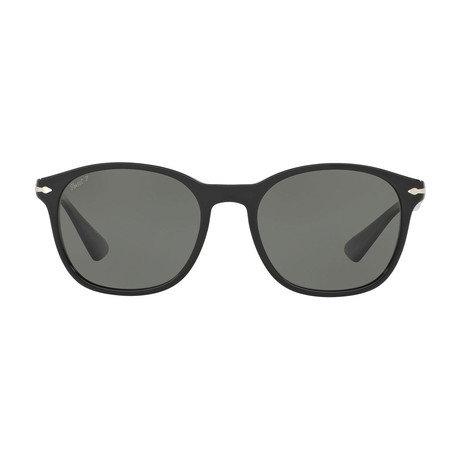 Men's 3150S Polarized Sunglasses // Black + Gray