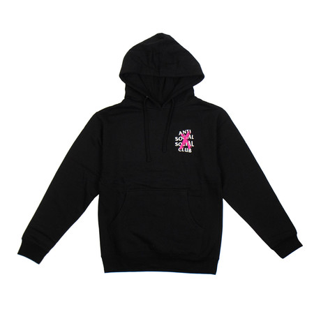 ASSC Cancelled Sweatshirt // Black (S)